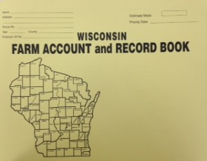 Farm Account and Record Book